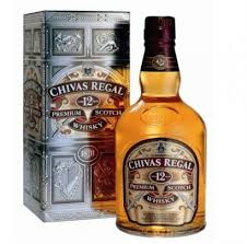 Chivas Regal 12YO 40% 100cl BOX